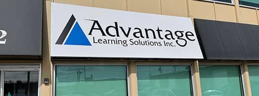 Edmonton Training Center location of Advantage Learning Solutions