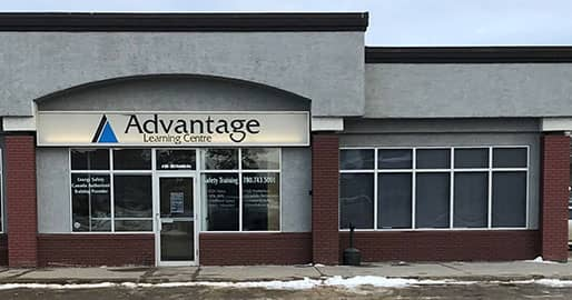 The Fort McMurray safety training center of Advantage Learning Solutions